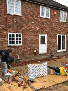 House extension and loft conversion – Billericay, Essex