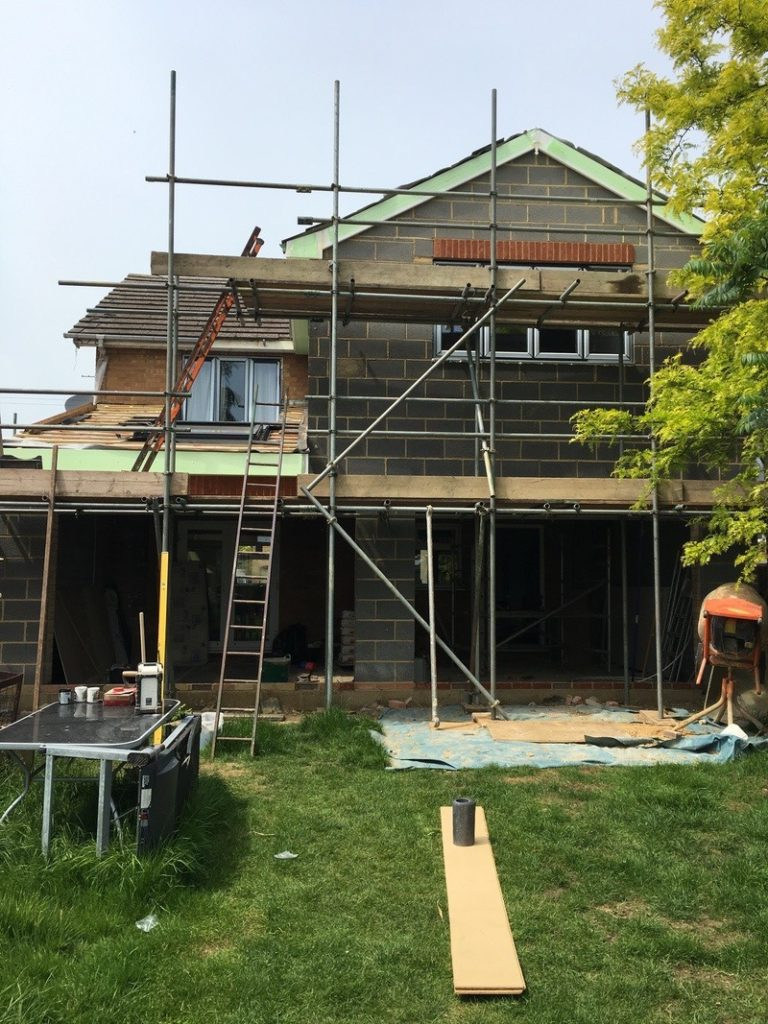 House Extension – Cottenham, Cambridge